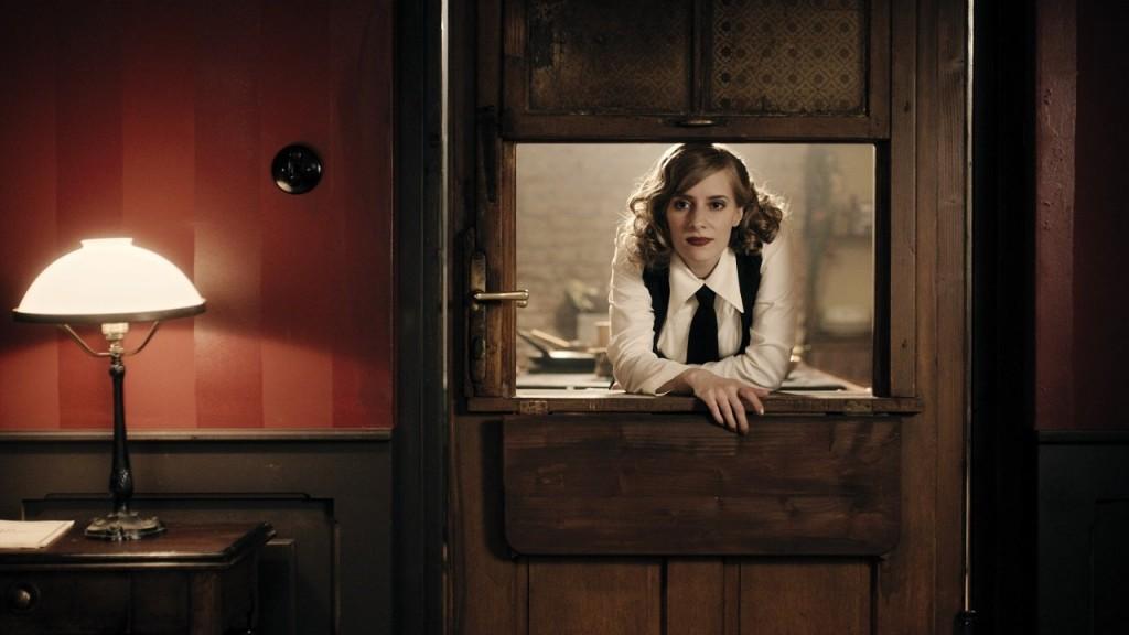 Cornelia Ivancan în Vampir la psiholog