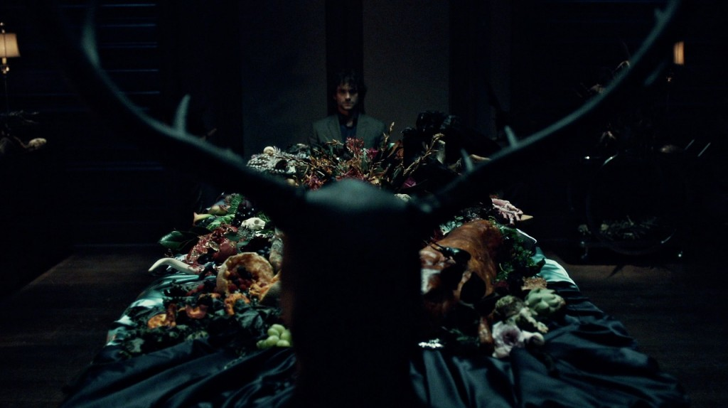 Hugh Dancy as Will Graham, Hannibal ©NBC