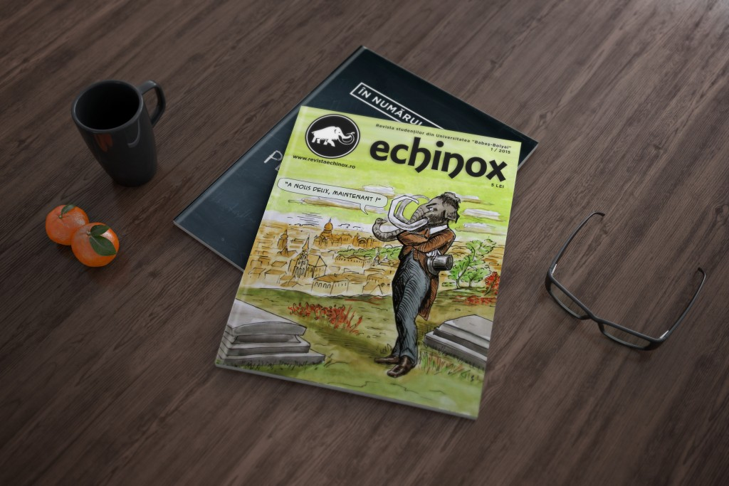 Echinox 1/2015: Comics