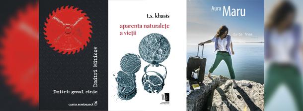 Cărțile de poezie ale lui 2015