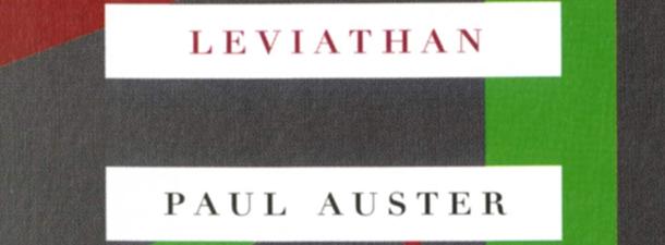 Leviatan @ Paul Auster