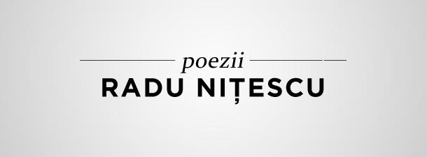 Radu Niţescu – Poezii