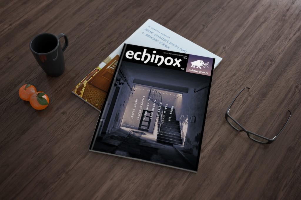 Echinox 2/2011: Antologie bilingvă de literatură maghiară