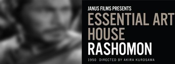 Rashōmon în regia lui Kurosawa