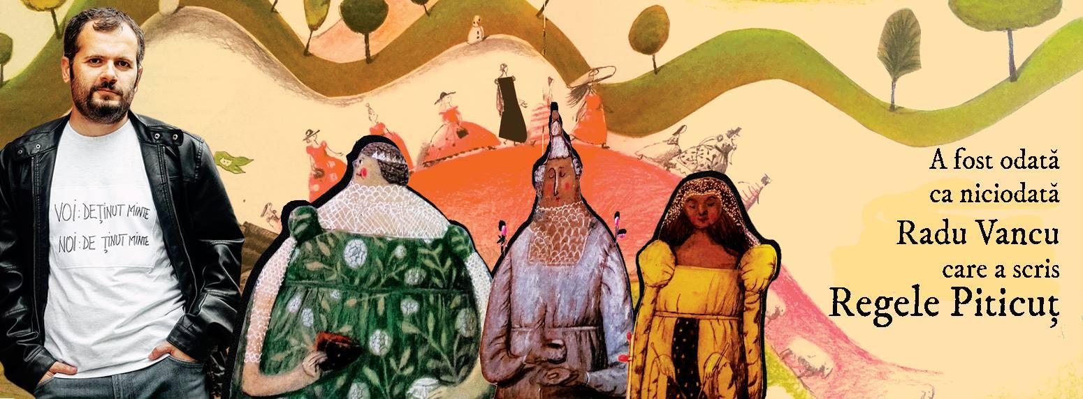 Regele Piticuț sau Notițe despre cum prelungim copilăria