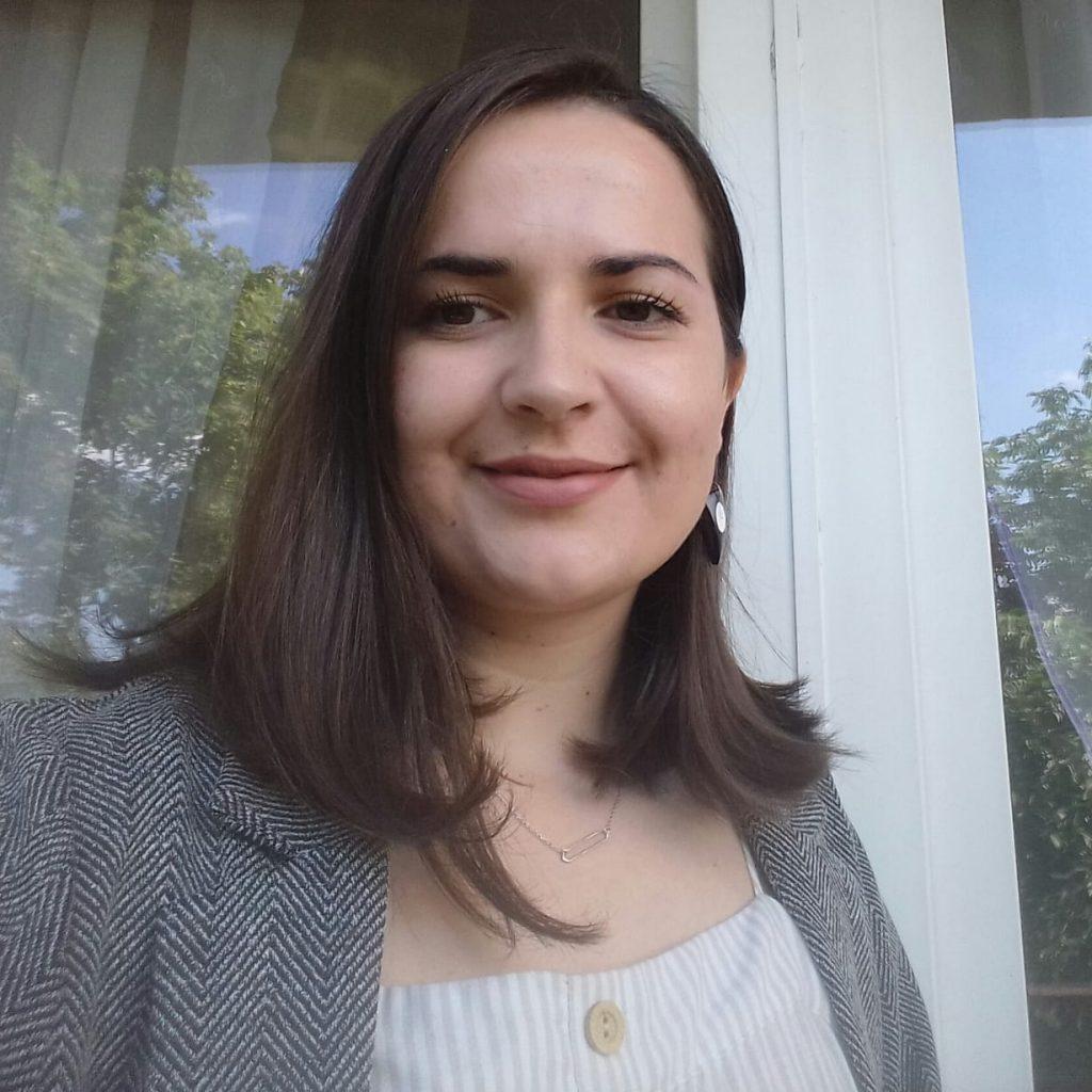 Maria Fărîmă