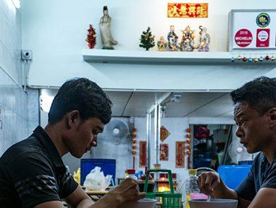 Câteva zile în Bankok