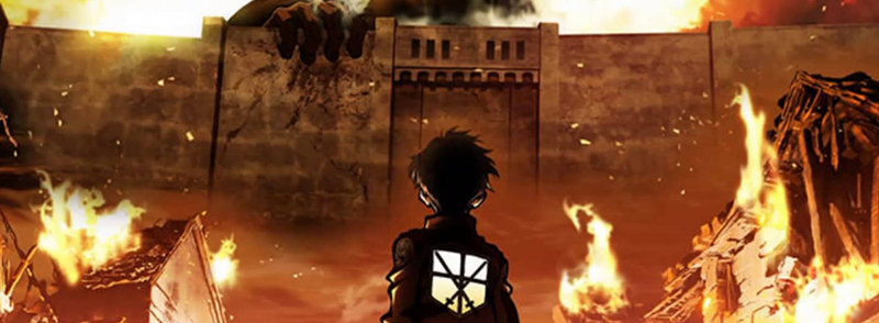 The Banality of Aestheticised Evil: Watching Attack on Titan under Lockdown