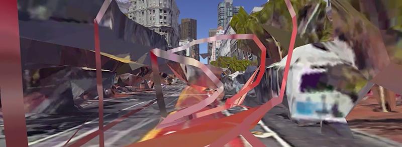 Imaterialități: orașul spectral