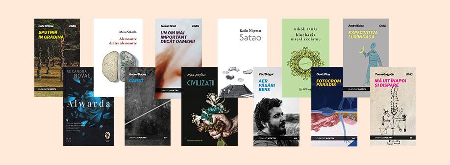 Cele mai bune cărți de poezie ale anului 2020