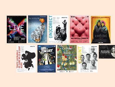 Top 10 spectacole de teatru din 2020