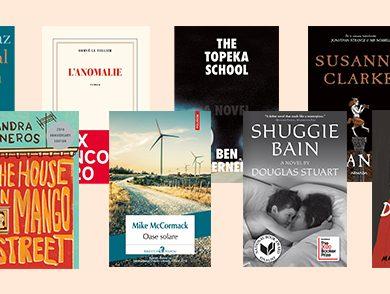 Top 10 Literatură străină din 2020