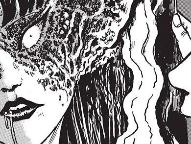 On horror, (un)familiarity and Junji Ito